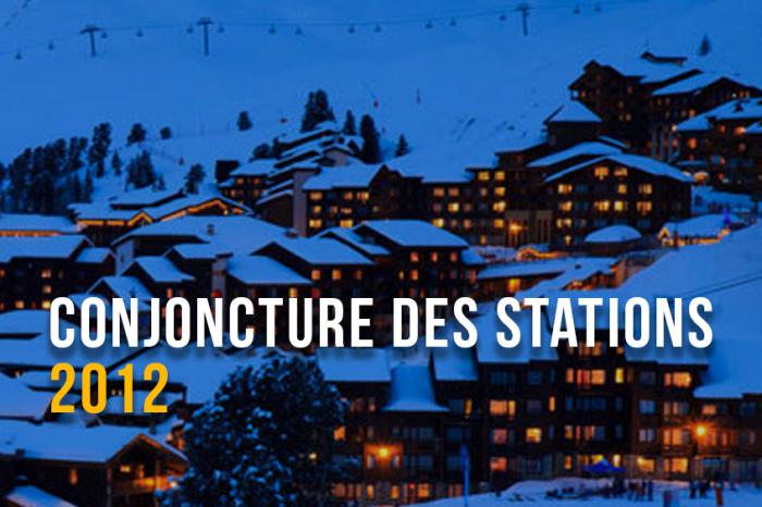 note de conjoncture des stations de sports d'hiver américaines et françaises saison 2012