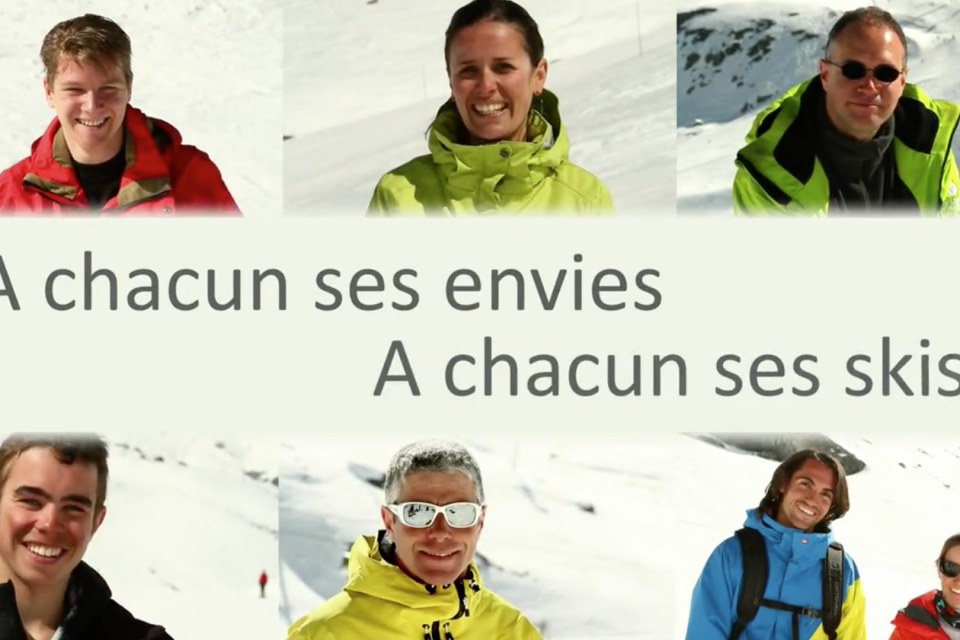 les conseils de france montagne - comment choisir ses skis -