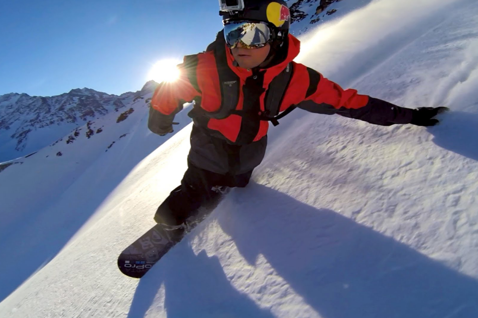 Let me take you to the mountains - Un film GoPro