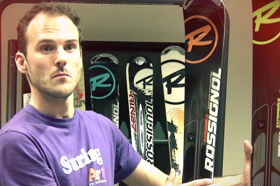 EPISODE 1: Bien choisir ses skis - Rossignol Coaching Program