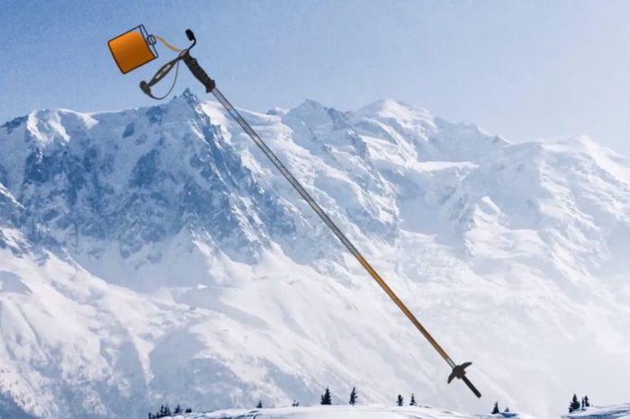 [ski - innovation] Nouveau et discret contenant pour remplacer votre flasque