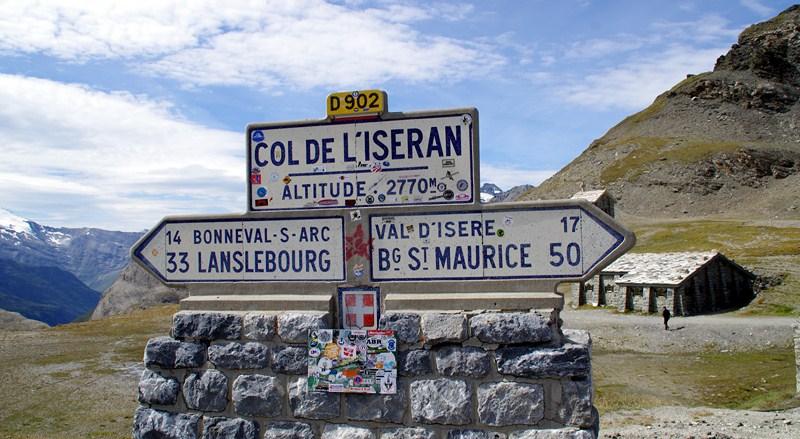 Il y a 80 ans, un segment de l'histoire du Col de l'Iséran