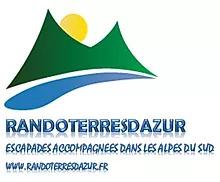 Rando Terres Azur Val d'Allos sur Alpissime Logo