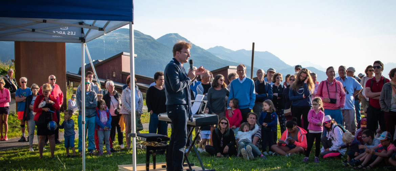 festival de musique des arcs edition 2020