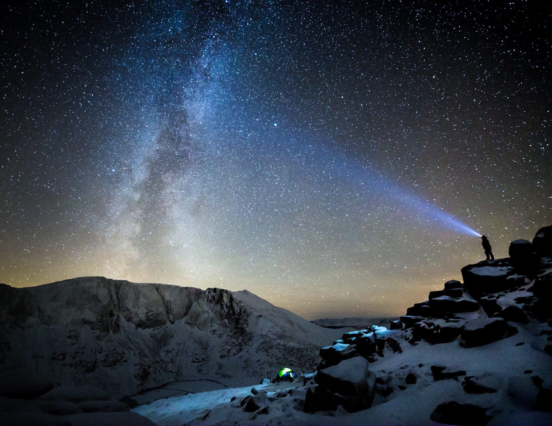 Top 10 des activités nocturnes à tester en montagne !
