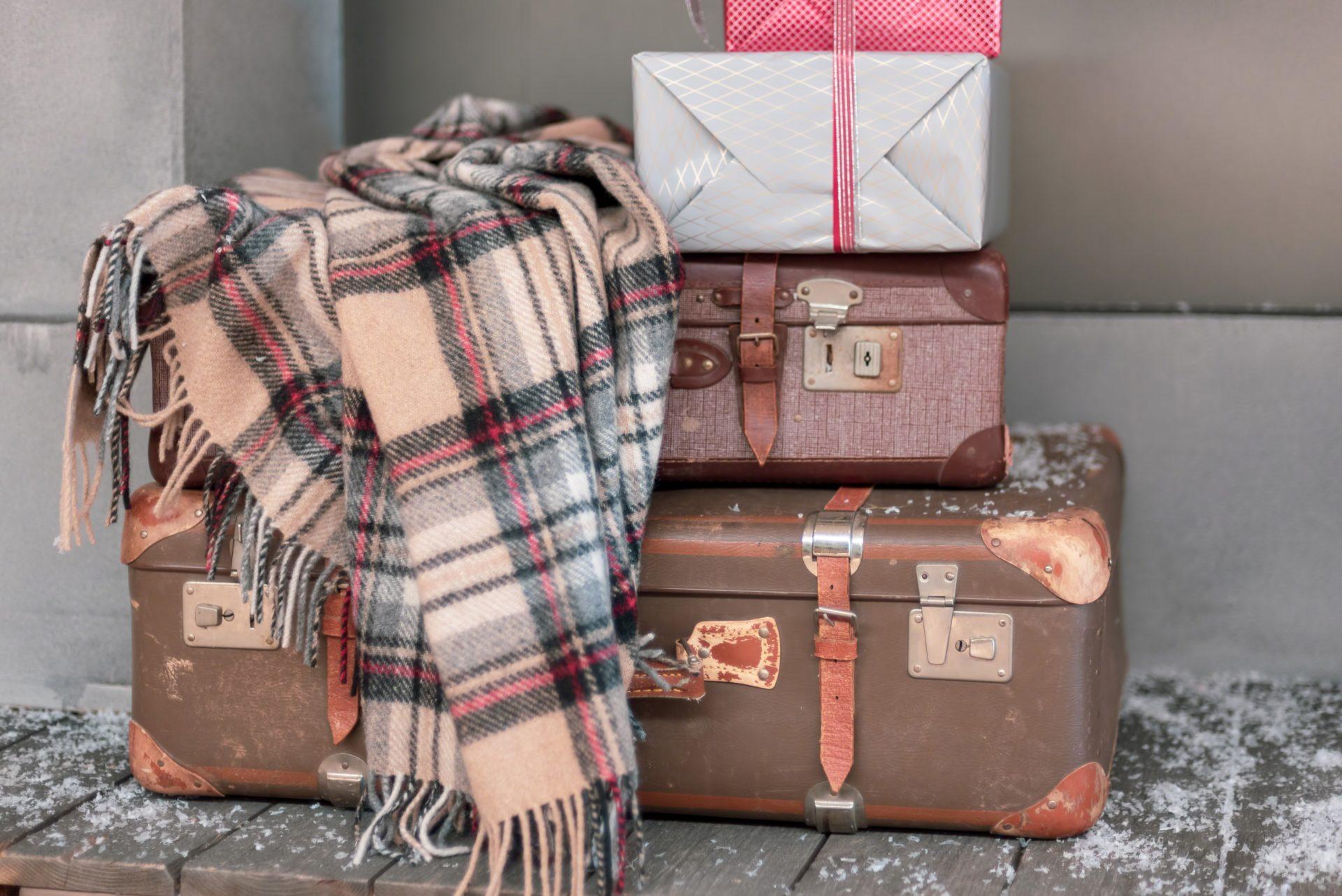 La valise idéale pour des vacances au ski