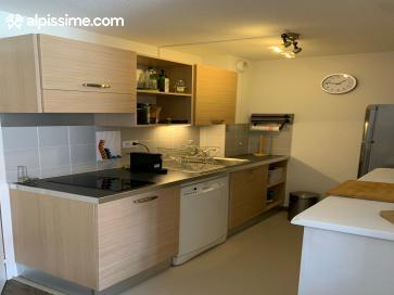 :Appartement T2 - Rés. 3* - Pied des pistes - parking couvert
