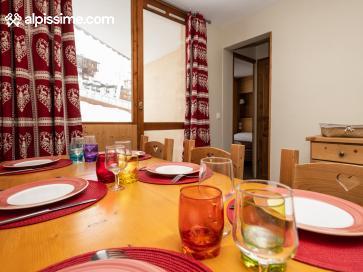 :Appartement 4P6 avec Bar/Cuisine/terrasse vue sur la vallée